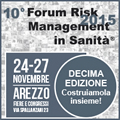 10° Forum Risk Management in Sanità