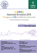 MACRON Advanced Simulation 2016 - MAnagement CRiticità Ostetrico Neonatali in Simulazione Avanzata