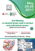 2nd Meeting on sentinel lymph node in cervical and endometrial cancer