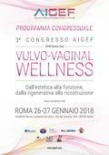 3° Congresso AIGEF - Vulvo-vaginal Wellness