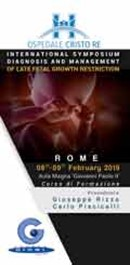 International Symposium Diagnosis and Management of Late Fetal Growth Restiction