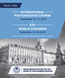 XXV Post Graduate Course e Congresso Mondiale  International Society for the Study of Vulvovaginal Disease (ISSVD)